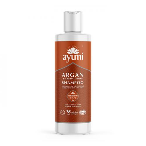 Shampoing Argan & Bois de Santal 250ml