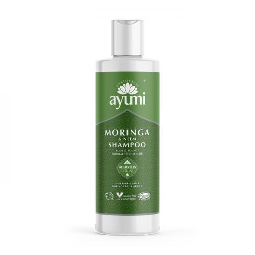 Shampoing Moringa & Neem 250ml