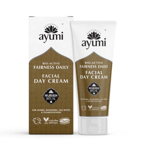 Ayumi Fairness Crème de Jour  Éclaircissante 100ml