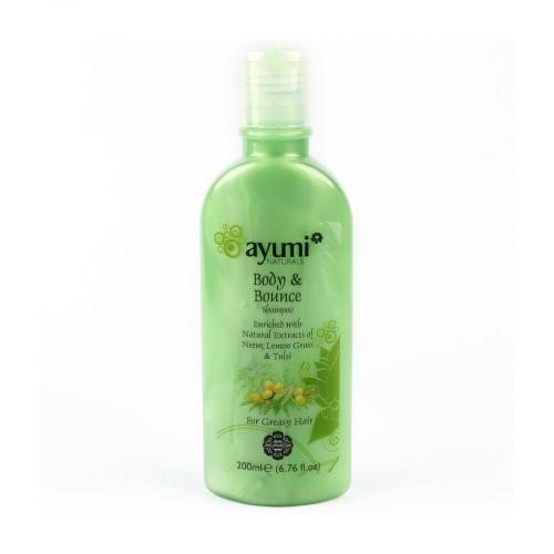 Shampoing Ayurvédique Cheveux Gras