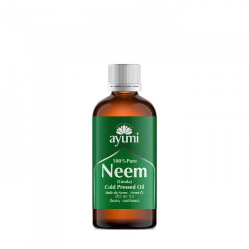 Huile de Neem 100% Pure 100ml