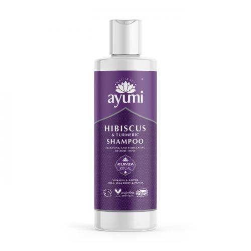 Shampoing Hibiscus & Curcuma 250ml