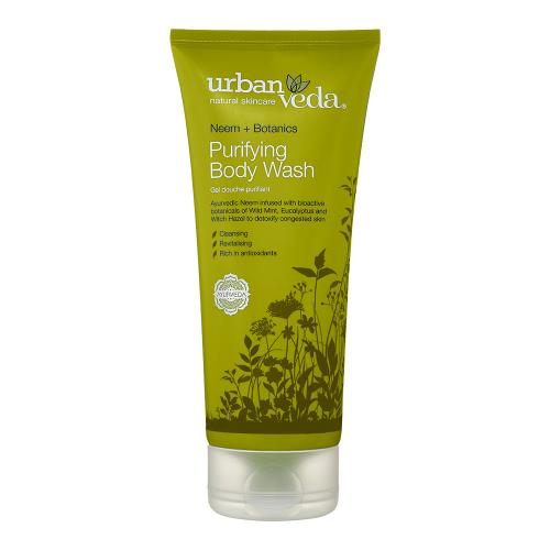Urban Veda Gel Douche Purifiant