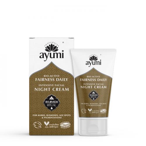 Ayumi Fairness Crème de Nuit Eclaircissante 50ml