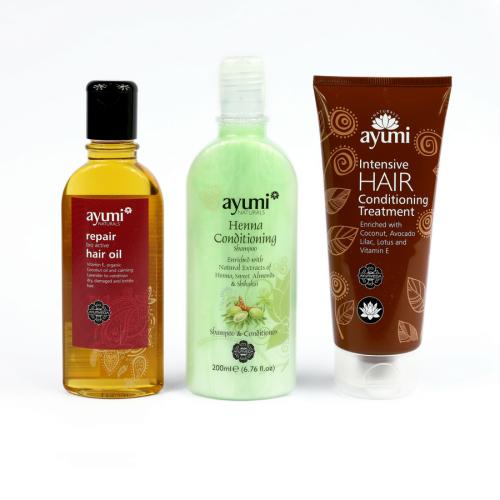 Pack Réparation INTENSE - Cheveux Fins, Secs et Cassants
