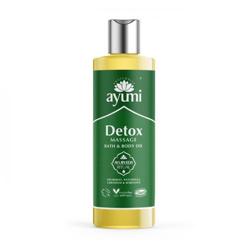 Huile Ayurvédique de Massage - Detox - 250ml